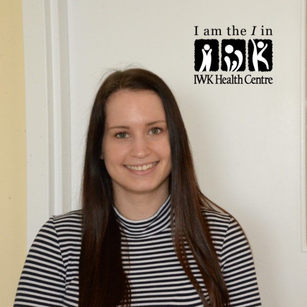 I am the I in IWK -Courtney Granter